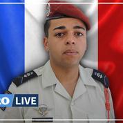 L'armée rend hommage au soldat français tué au Mali lundi aux Invalides