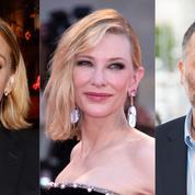 Mostra de Venise: Ludivine Sagnier et Cristi Puiu rejoignent le jury de Cate Blanchett