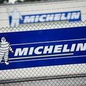 Michelin subit une perte nette de 137 millions d'euros au premier semestre