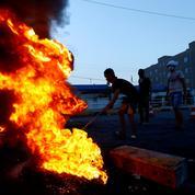 Deux manifestants tués dans des heurts sur la place Tahrir de Bagdad