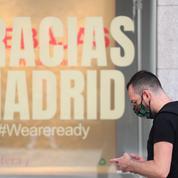 Coronavirus: nouvelles restrictions dans la région de Madrid