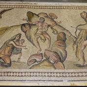 Un Californien suspecté d'avoir importé illégalement une mosaïque antique de Syrie