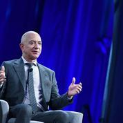 Bezos défend le «succès» d'Amazon, quasiment sans concession