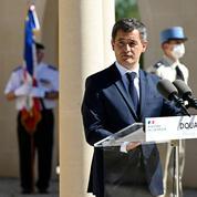 Darmanin rend hommage aux soldats musulmans morts pour la France