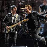 L'hommage très irlandais - et très ironique - de Bono et The Edge à l'équipe de tournée de U2