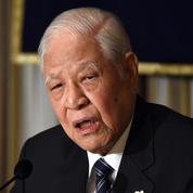 Décès de Lee Teng-hui, ancien président de Taïwan, à 97 ans