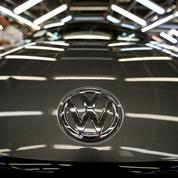 Volkswagen: perte de 1,4 milliard d'euros avant impôts au premier semestre