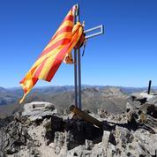 Pyrénées-Orientales : la croix du Pic Carlit réapparaît mystérieusement