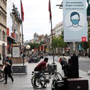Belgique: le PIB chute de 12,2% au deuxième trimestre