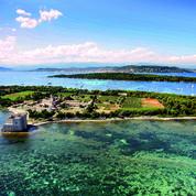 Les îles de Lérins, l'autre visage paradisiaque de Cannes