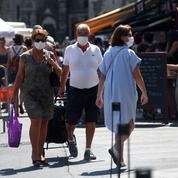 Coronavirus : le masque obligatoire dans les centres-villes de Bayonne et Biarritz