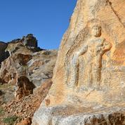 L'Hercule de l'ancienne Nicée, bas-relief vieux de 2000 ans, vandalisé en Turquie