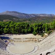 Grèce: un incendie de forêt s'est déclaré près d'Epidaure