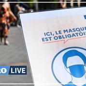 Métropole de Lille: masque obligatoire dès dimanche minuit dans certains secteurs