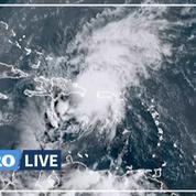 États-Unis: la tempête Isaias devient un ouragan de catégorie 1