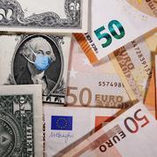 Face au dollar, l'euro atteint un plus haut depuis 2018