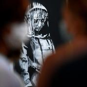 Les enquêteurs ont traqué les voleurs du Banksy du Bataclan jusqu'en Italie, malgré le covid