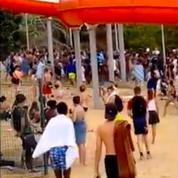Une bagarre éclate entre des centaines de jeunes à Étampes dans l'Essonne