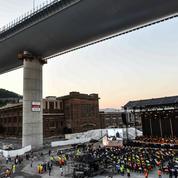 Gênes : les familles des victimes absentes de l'inauguration du nouveau pont