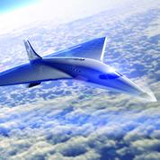 Virgin Galactic dévoile un projet d'avion supersonique plus rapide que le Concorde