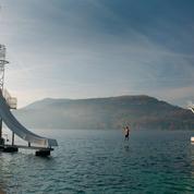 Les plus belles plages du lac d'Annecy