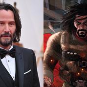 Keanu Reeves aux commandes de BRZRKR ,son premier comics