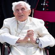 Le Vatican rassurant sur la santé de l'ancien pape Benoît XVI