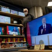 Bélarus: Loukachenko dénonce une tentative «d'organiser un massacre» à Minsk