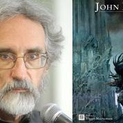 John Howe, le maître dessinateur du Seigneur des anneaux ,raconte sa vie au service de Tolkien et de l'heroic fantasy