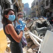 Les Français du Liban racontent les explosions et voient, inquiets, le pays «s'effondrer»