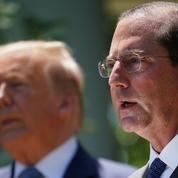 Visite d'un ministre américain à Taïwan: Pékin accuse Washington de «mettre la paix en danger»