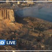 Le nitrate d'ammonium, cent ans de catastrophes industrielles