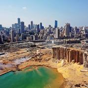 Explosions à Beyrouth : le gouverneur de la ville parle de 300.000 personnes sans domicile