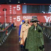 Louis Vuitton dévoile, depuis Shanghai, sa nouvelle collection et sa vision de l'upcycling