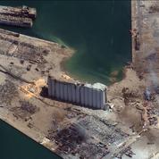 Liban: à Beyrouth, le bateau à l'origine de l'explosion était «une bombe flottante»