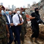 Explosions à Beyrouth : Emmanuel Macron assure que «le Liban n'est pas seul» et promet d'y revenir