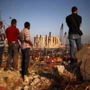 Explosions à Beyrouth : «des gens qui ont vécu la guerre civile ont repris les réflexes de ces années-là»