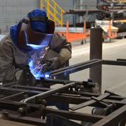 La production industrielle continue de rebondir, de 12,7% en juin