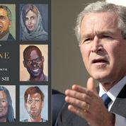 Avec ses portraits de migrants, George W. Bush envoie un message à Donald Trump et aux Républicains