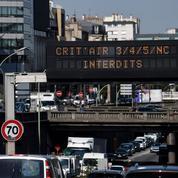 Pollution de l'air: la circulation différenciée instaurée à Lyon