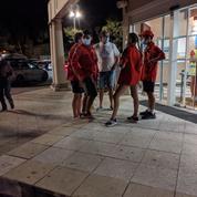 Incendie à Martigues : «Ce n'est pas forcément facile quand il y a des gens en larmes devant vous», raconte un scout