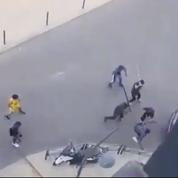 Une nouvelle violente bagarre éclate entre plusieurs jeunes à Fleury-Mérogis