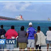 Marée noire à l'Île Maurice : la France envoie de l'aide