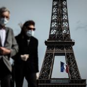 Le masque devient obligatoire dans une centaine de rues de Paris et en Île-de-France