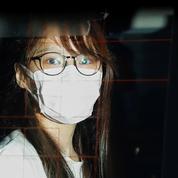 Hongkong : la militante pour la démocratie Agnes Chow arrêtée