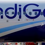 Inde: la compagnie aérienne IndiGo espère lever 455 millions d'euros