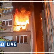 Vincennes: deux morts dans un incendie «d'une rare violence»