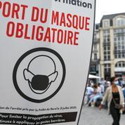 Les cyclistes et automobilistes dispensés du port obligatoire du masque à Paris et en Île-de-France