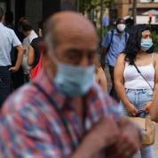 Covid-19 : l'Espagne en situation «critique» avec les plus mauvais chiffres d'Europe