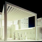 À Florence, les Offices lancent -enfin- les travaux de la loggia signée Arata Isozaki